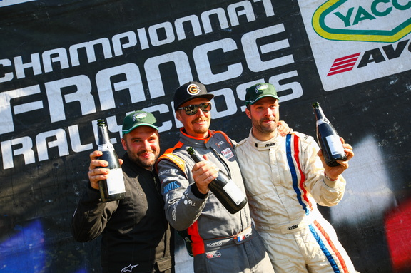 11.A.MASSE, 16.J.FEBREAU, 36.G.CHICHERIT, PODIUM SUPERCAR 236A4403